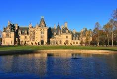 Biltmorelandgoed in de Herfst royalty-vrije stock foto's