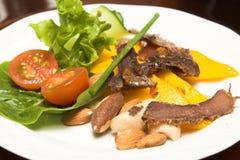 Biltong Salad Royalty Free Stock Photography