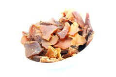 Biltong - South Africa Royalty Free Stock Image