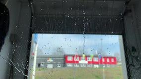 Biltvätt i automatisk biltvätt