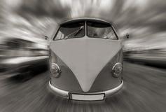 biltysktappning Arkivfoton