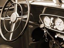 biltysktappning Arkivbild
