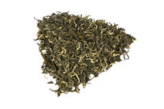 Biluochun (Bi luo chun) - tè verde cinese dell'elite immagine stock libera da diritti