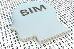 BIM Imagem de Stock