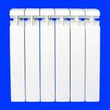 Bimetallic radiator Stock Image