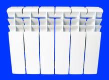 Bimetallic radiator Royalty Free Stock Images