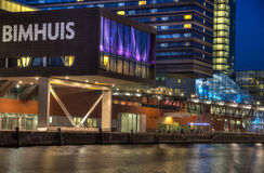 Bimhuis Royalty Free Stock Images