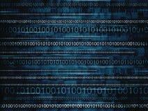 Binários abstratos Foto de Stock