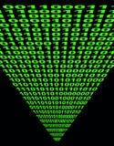 Binär Code stockbilder