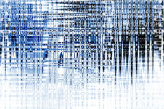 binär coding royaltyfri fotografi