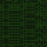 binär kod Royaltyfri Fotografi