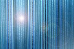 binär kod för bakgrund royaltyfri illustrationer