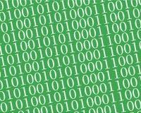 binär siffra arkivbild