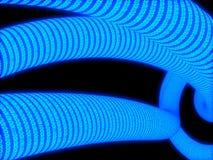 binära strömmar Arkivfoton