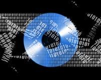 Binäre Explosion Lizenzfreies Stockbild