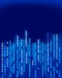 Binärer Code Lizenzfreie Stockbilder