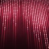 Binärer Code Lizenzfreies Stockbild