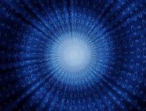 Binärer Code vektor abbildung