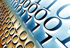 Binär Code stockfotos