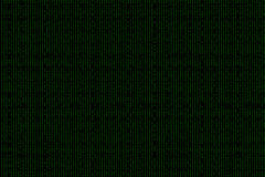 Binärer Computercode-Grünhintergrund Stockbild