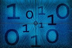 Binäres Konzept Lizenzfreies Stockfoto
