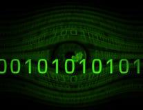 binärt Arkivbild