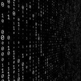 Binärzahl-Beschaffenheit Lizenzfreie Stockfotos