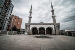 Bin Abdulaziz Al Saud de Abdullah da mesquita Fotos de Stock