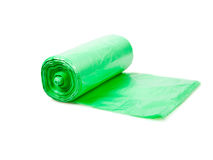 Bin bags roll Stock Images