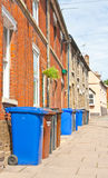Bin day Royalty Free Stock Images