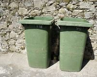 Bin for garbage Stock Photography