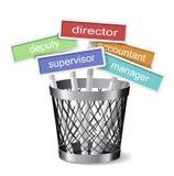 Job career concept. Royalty Free Stock Image