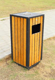 Bin wood Stock Photography