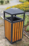Bin wood Stock Photos