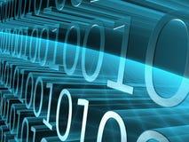Binair beeld Stock Fotografie