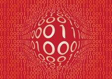 Binaire Images libres de droits