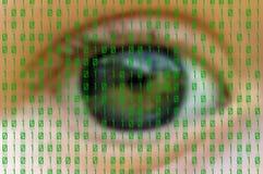 Binaire Photos libres de droits