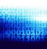 Binaire code Stock Fotografie