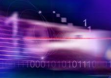 Binaire code II Stock Foto