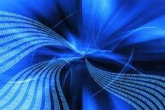 Binaire stroom Stock Afbeeldingen