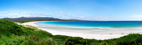 Binalong Bay. East coast of tasmania Stock Images