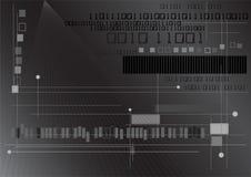 Binario y líneas Imágenes de archivo libres de regalías