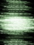 binarny kod Obrazy Stock