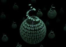 binary развертывает Стоковые Изображения