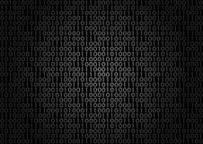 binary ilustracja wektor