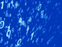 binary предпосылки Стоковые Изображения