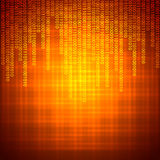 Binary background Stock Images