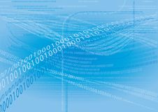 Binary code 2 Stock Photos