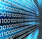 Binary code stock images