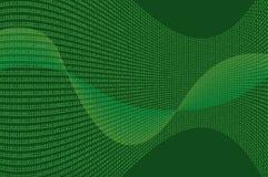 Binary code. Digital background of Binary code Stock Photography